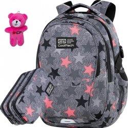 CP CoolPack Plecak dla Dziewczyny Szkolny w Gwiazdki Młodzieżowy [C02176]