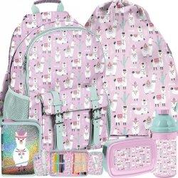 Lamy Plecak Szkolny Dziewczęcy Różowy Paso [PP19LA-810]