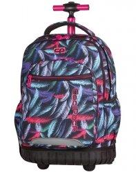 Coolpack Cp Plecak na Kółkach SWIFT PLUMES Dziewczęcy Patio [70898CP]