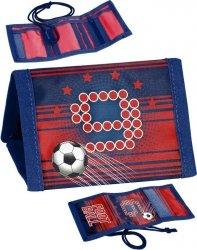 Portfel dla Chłopaka Piłka Nożna Portfelik dla Dziecka [PP19FT-002]