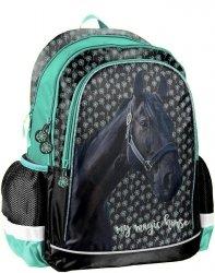 Szkolny Plecak Koń Konie dla Dziewczyny [PP19KN-081]