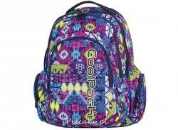Plecak Młodzieżowy CP Fioletowy CoolPack Szkolny 60608CP
