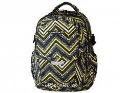 Plecak Szkolny CP Młodzieżowy CoolPack Yellow Chevron 64682CP