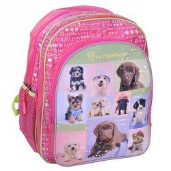 Plecak Szkolny z Pieskiem Pies dla dziewczyny RAP-080
