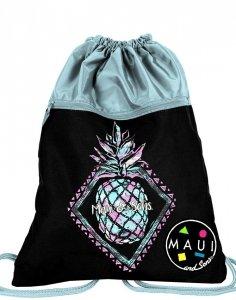 Duży Worek na Kapcie jak Plecak Maui Sons Dziewczęcy [MAUF-713]