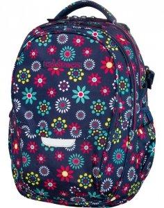 CoolPack Plecak Młodzieżowy Szkolny HIPPIE DAISY [B02015]