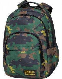 Moro Plecak CP CoolPack Szkolny Młodzieżowy Basic MILITARY JUNGLE [C03179]