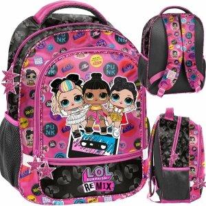 Lol Surprise Plecak Szkolny dla Dziewczynki do 1 klasy [LOC-260]