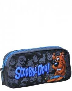 Piórnik Scooby Doo dla Chłopaka Saszetka Szkolny Paso [SDM-004]