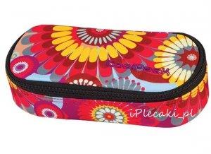 Piórnik CoolPack Cp Szkolny Etui Młodzieżowy Hippie 62398CP