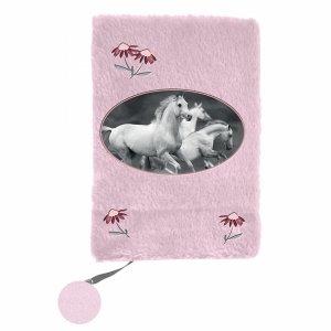 Pamiętnik Pluszowy z Koniem Koń dla Dziewczynek [PP19HS-3670]