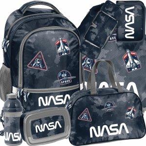 Plecak Szkolny Kosmos do 1 klasy Szkoły Podstawowej Paso [PP21NA-260]
