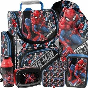 Tornister Dziecięcy Spiderman Szkolny do 1 Klasy [SPW-525]