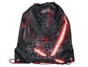 Worek Star Wars na Obuwie Buty Wf Strój Gimnastyczny STK-712