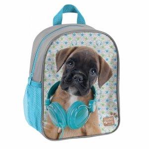 Mały Plecak Plecaczek Przedszkolny Piesek Paso [PEL-303]