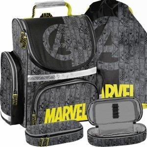 Avengers Tornister dla Chopaków Ucznia Szkolny Marvel [ANA-525]