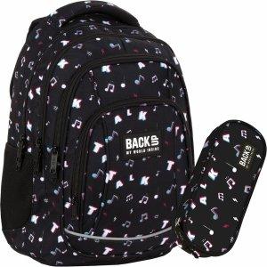 Plecak Tik Talk  BackUP Szkolny Plecak Młodzieżowy Nutki [PLB4A16]