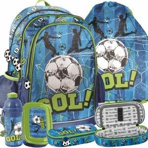 Plecak dla Fana Piłki Nożnej Zestaw dla Chłopaka [PP20FB-081]