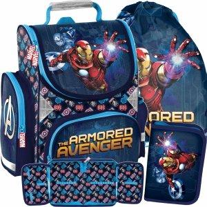 Avengers Iron Man dla Chłopaków do Szkoły Paso [AIN-525]