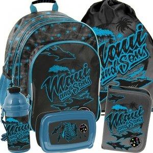 Plecak Szkolny dla Ucznia do Szkoły Podstawowej Maui&Sons [MAUM-090]