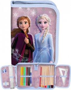 Szkolny Piórnik Kraina Lodu 2 Frozen dla Uczennicy [DOE-001]