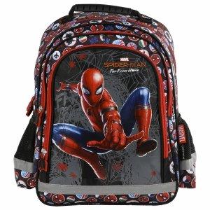 Plecak Chłopięcy Spider-Man Szkolny Modowy [PL15BSM13]