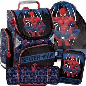 Tornister do Szkoły Spider Man dla Chłopaka Paso [SPY-525]