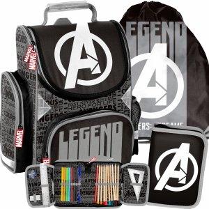 Tornister Avengers dla Chłopaków do Szkoły Paso [AMAL-525]