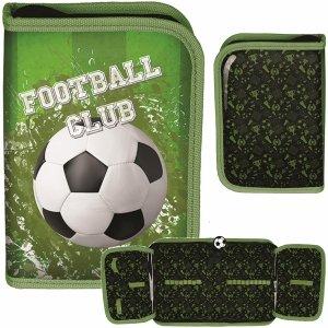 Piórnik z Piłką dla Chłopaka Rozkładany Football [PP20FO-001BW]