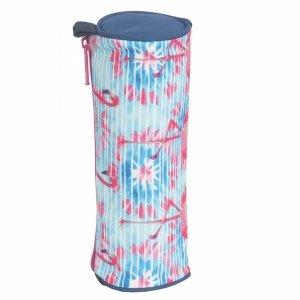 Flamingi Piórnik Tuba Szkolny dla Dziewczyny  [18-003FLA]