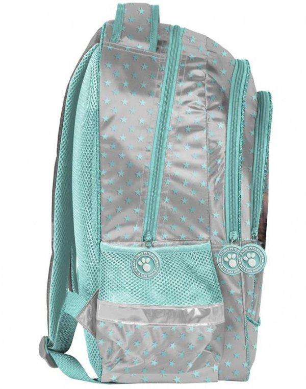 Plecak York z Pieskiem Szkolny dla Dziewczyny [PTH-181]
