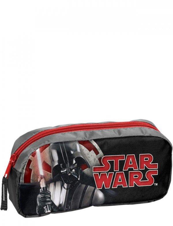 Piórnik Szkolny Star Wars Saszetka Chłopięcy [STY-004]