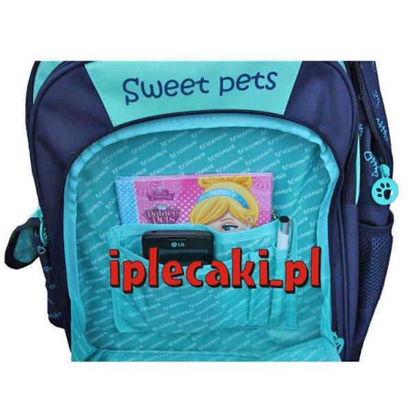 plecak szkolny wygodny duży beniamin