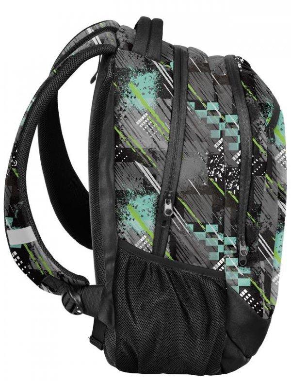 Plecak Młodzieżowy Szkolny Sportowy [18-2808AA]