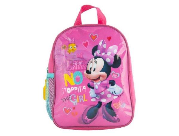 plecak plecaczek myszka minnie dla dziewczyny do przedszkola przedszkolny wycieczkowy dla przedszkolaka