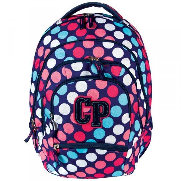 Plecak CP CoolPack Szkolny Sportowy Młodzieżowy Dots 45322cp