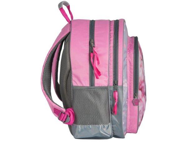 Plecak Szkolny Różowy z Kotem do Szkoły dla Dziewczyny