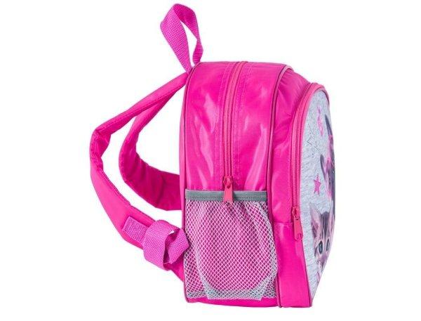 Plecak z Kotkiem Pieskiem do Przedszkola dla Dziewczynki na wycieczki wycieczkowy przedszkolny