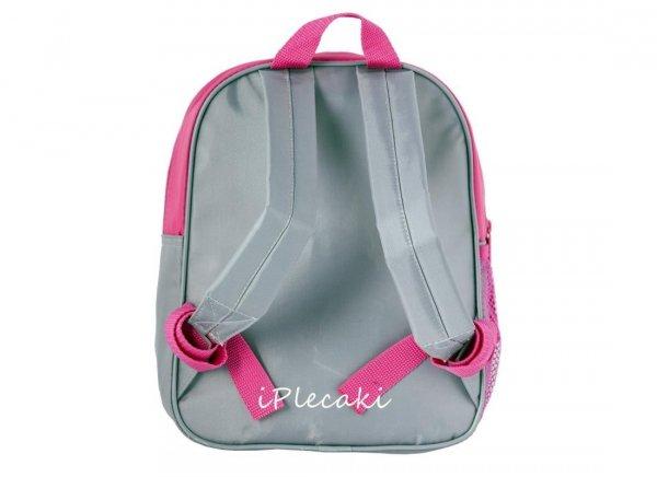 plecaki przedszkolne z pieskiem dla dziewczynki