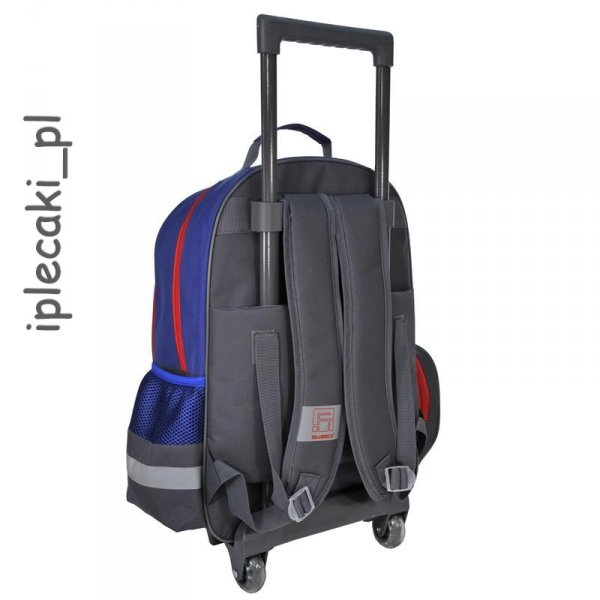 Plecak Szkolny na kółkach Spider-Man SPG-1220