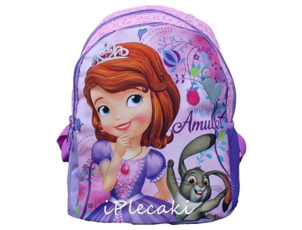 Plecak Księżniczka Zosia dla Dziewczyny do Przedszkola na Wycieczki