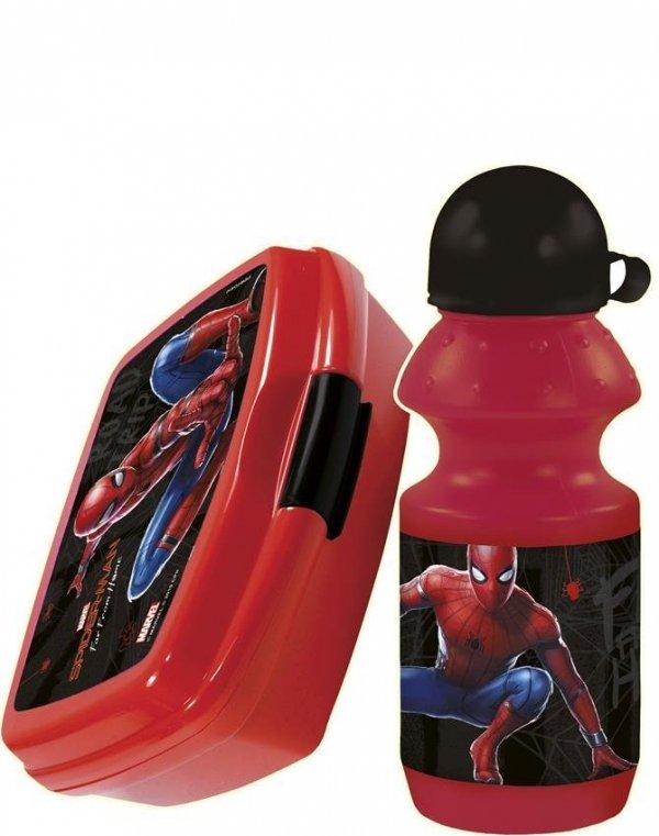 Plecak na Kółkach Spider-Man Szkolny dla Uczniów [SPU-300]