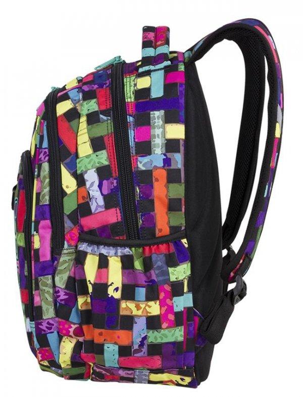 Plecak CoolPack Cp Młodzieżowy Ribbon Grid [87889CP]