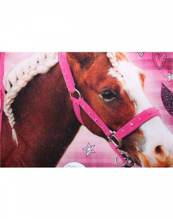 Plecak Plecaczek Koń Konie dla Dziewczynki [607764]