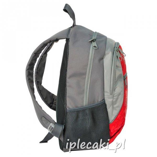 Plecak młodzieżowy szkolny dla dziewczyny Paso 84-179-1