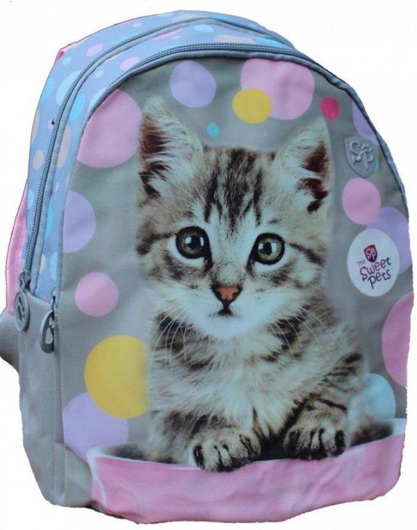 Plecak Plecaczek z Kotkiem Kotkami na Wycieczki [607868]
