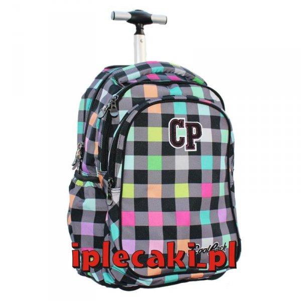 plecak coolpack cp na kółkach dla dziewczyny