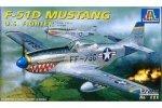 ITALERI 0086 P-51D MUSTANG 1/72