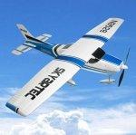 Samolot Cessna 182 LCD 2.4GHz RTF 980mm z gyro