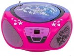 ODTWARZACZ CD RADIO BOOMBOX MY LITTLE PONY MLP